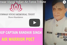 Kunwar Viyogi Indian Air Force Tribute