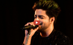 Siddharth Slathia sings Dogri song