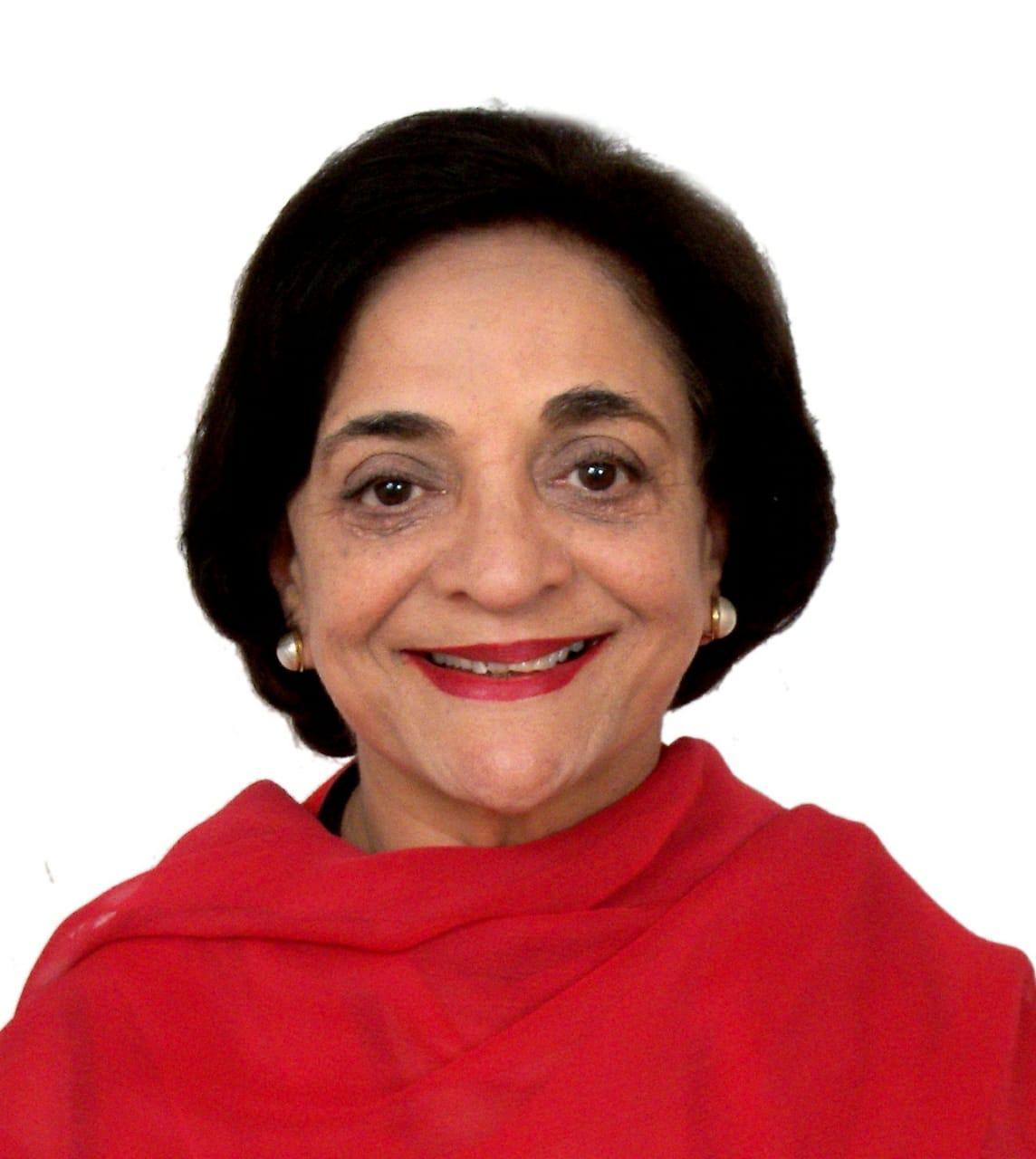 Mrs. Hemant Singh Pasrich